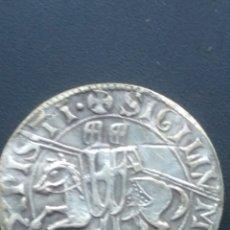 Monedas medievales: MONEDA MEDIEVAL A IDENTIFICAR.. Lote 178443725