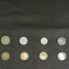 Monedas medievales: MONEDAS ANTIGUAS DE VARIOS PAISES Y ESPAÑA. Lote 179960118