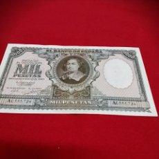 Monedas medievales: MIL PTS BANCO DE ESPAÑA. Lote 180263722
