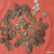 Monedas medievales: LOTE DE MONEDAS ANTIGUAS. Lote 181580283