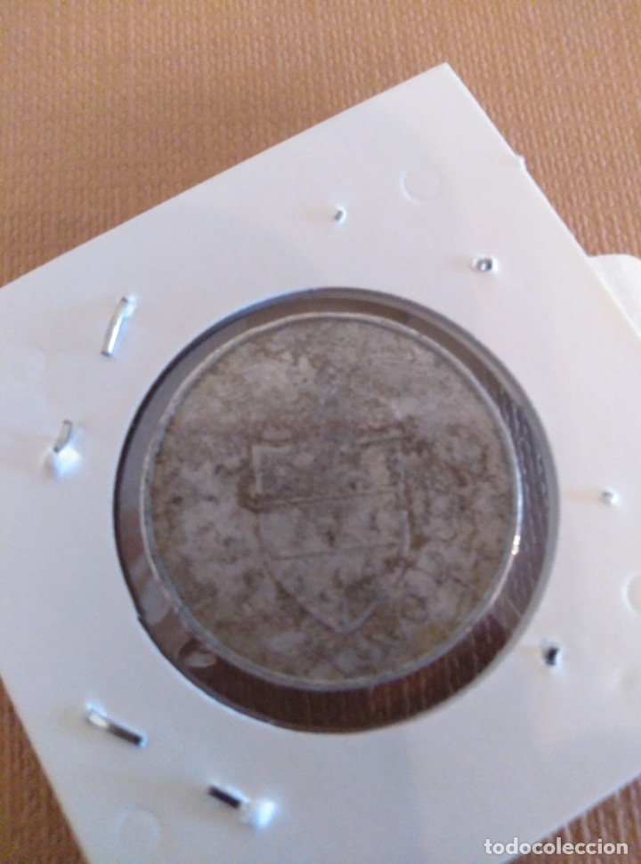 Monedas medievales: Moneda de vasco Núñez de Balboa - Foto 2 - 182662176