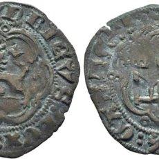 Monedas medievales: ENRIQUE III. SEVILLA. BLANCA. 1390-1406. EBC-. Lote 184271830