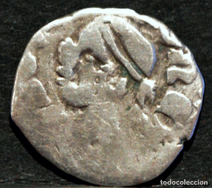 DINERO DE LOUIS I DE HUNGRIA (1342-1382) PLATA (Numismática - Hispania Antigua- Medievales - Otros)