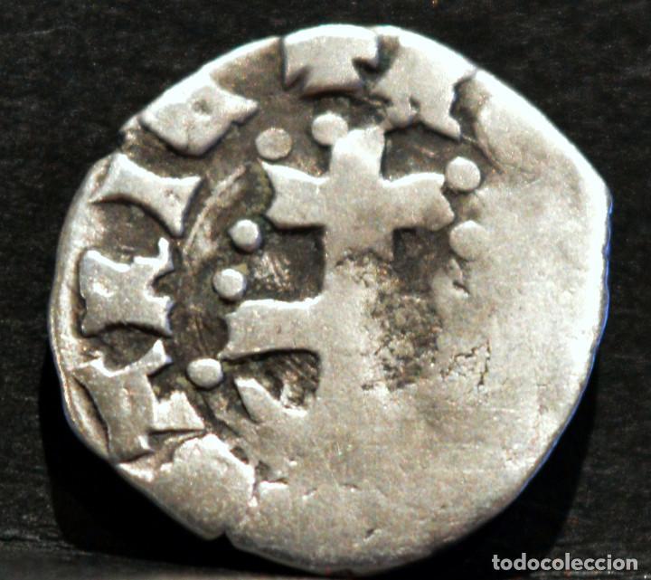Monedas medievales: DINERO DE LOUIS I DE HUNGRIA (1342-1382) PLATA - Foto 3 - 85082740