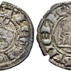 Monedas medievales: FERNANDO IV. SEVILLA. PEPIÓN. 1295-1312. EBC.. Lote 184889396
