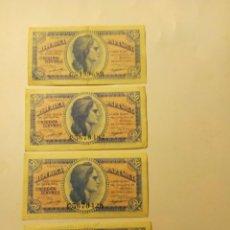 Monedas medievales: BILLETES....50 CENTIMOS....1937. Lote 186243668