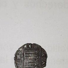 Monedas medievales: ALFONSO X EL SABIO (1252-1284). ÓBOLO DE CUENCA (PLATA). Lote 188862780