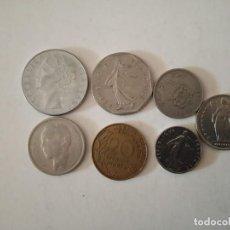 Monedas medievales: 7 MONEDAS EXTRANJERAS . Lote 190007981