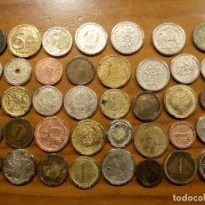 Monedas medievales: LOTE MONEDAS DE EUROPA. REPLICAS!. Lote 191410321