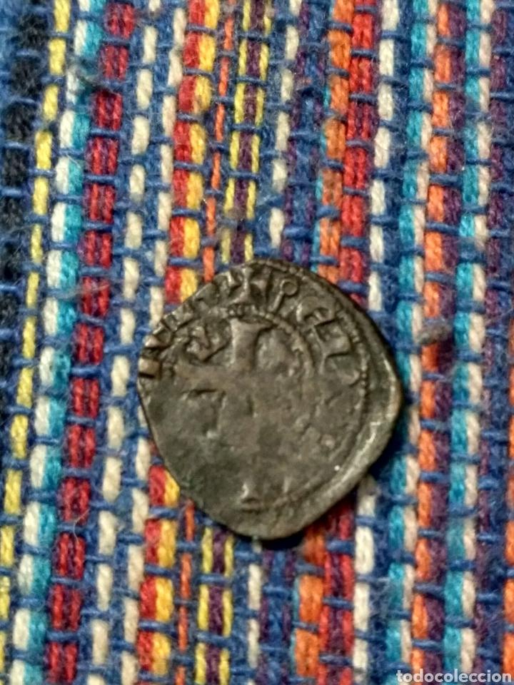 MONEDA A CLASIFICAR IDENTIFICAR 14 MM. (Numismática - Hispania Antigua- Medievales - Otros)