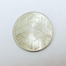 Monedas medievales: MONEDA 250 ESCUDOS REPUBLIA PORTUGUESA - PLATA . Lote 191783595