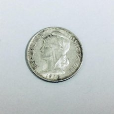 Monedas medievales: MONEDA 50 CENTAVOS REPUBLICA PORTUGUESA - PLATA . Lote 191784123