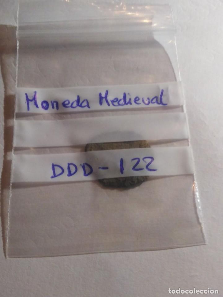 Monedas medievales: MONEDA MEDIEVAL REF - DDD - 122 - Foto 3 - 193981180