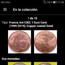 Monedas medievales: 1 CENT EURO. Lote 194221138