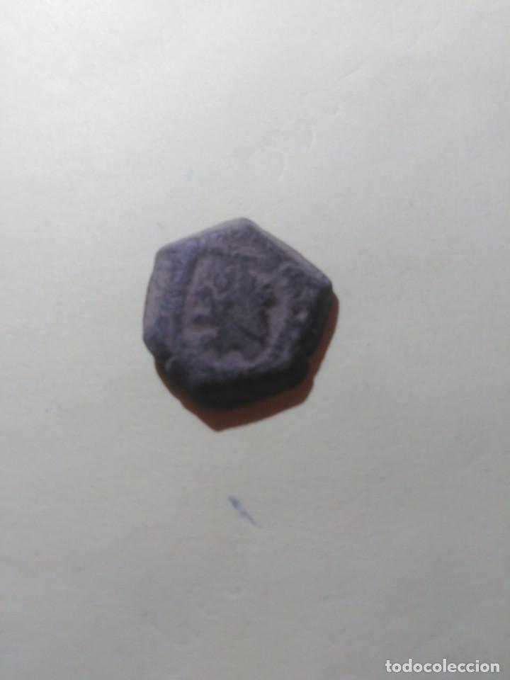 MONEDA MEDIEVAL REF - DDD - 47 (Numismática - Hispania Antigua- Medievales - Otros)