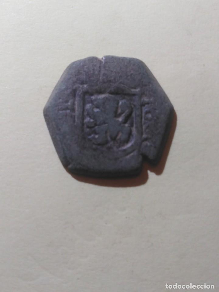 MONEDA MEDIEVAL REF - DDD - 44 (Numismática - Hispania Antigua- Medievales - Otros)