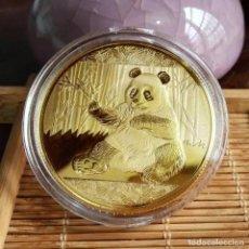 Monedas medievales: MONEDA PANDA CHINA COLECCIONABLE . Lote 194540056