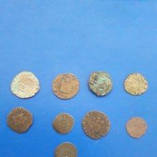 Monedas medievales: LOTE MONEDAS ANTIGUA MEDIEVALES?. Lote 194566048