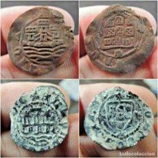 Monedas medievales: BONITO LOTE MEDIEVALES PORTUGAL. Lote 195227198