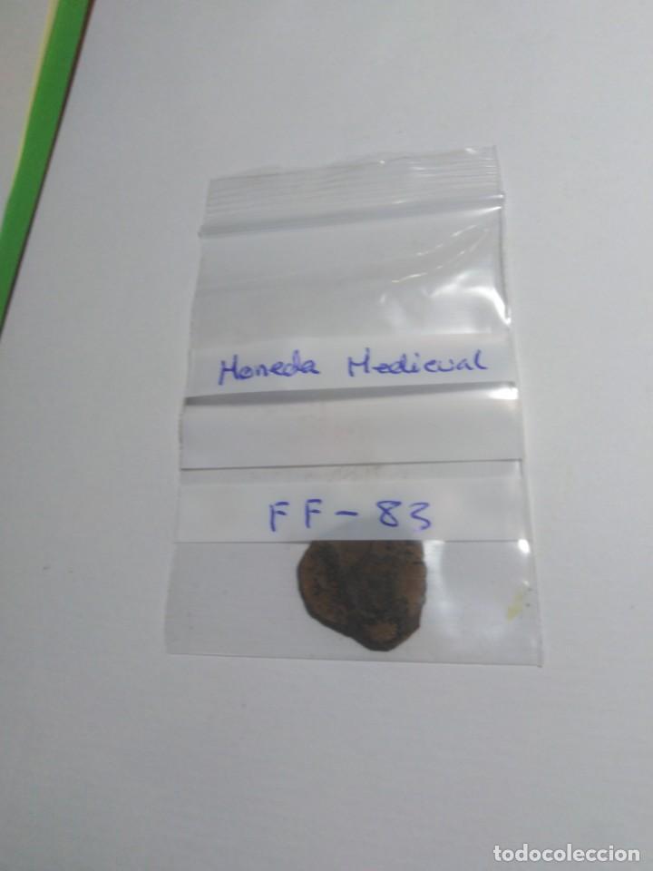 Monedas medievales: Moneda medieval FF - 83 - Foto 3 - 195345018