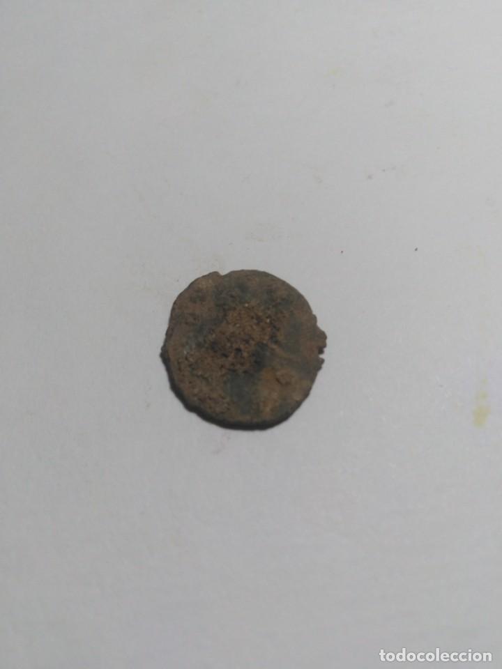 Monedas medievales: Moneda bajo imperio l FF - 88 - Foto 2 - 195345095
