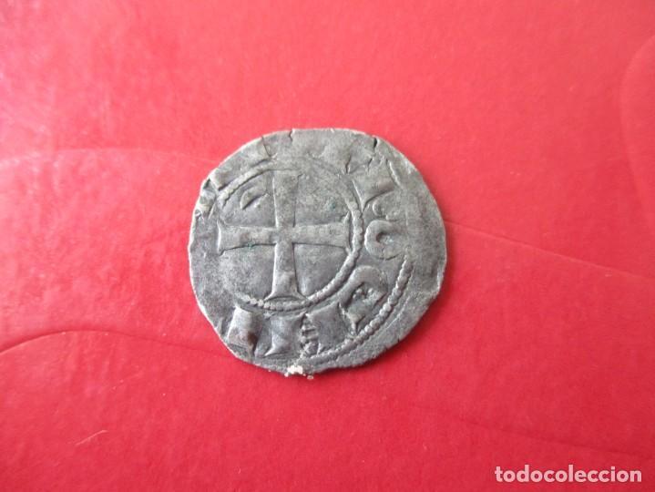 Monedas medievales: Antioquia. dinero de Raimundo IV. 1201/1216 - Foto 2 - 197221337