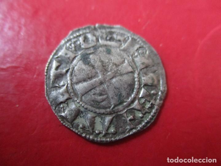 ANTIOQUIA. DINERO DE RAIMUNDO IV. 1201/1216. #MN (Numismática - Hispania Antigua- Medievales - Otros)