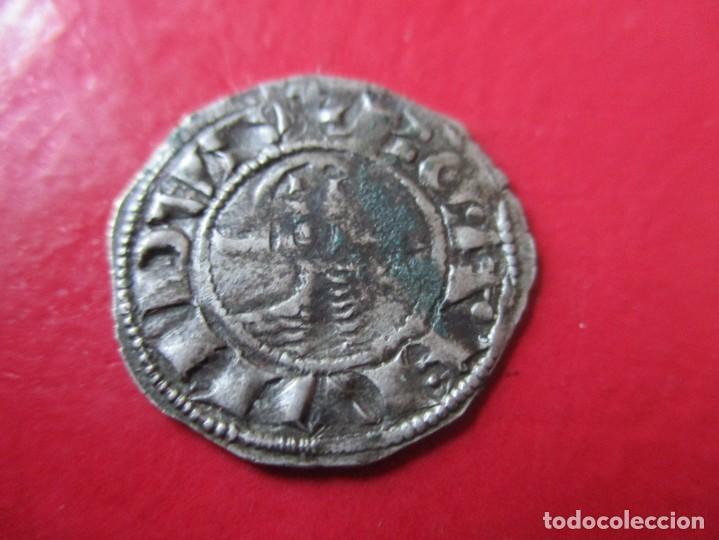 Monedas medievales: Antioquia. dinero de Raimundo IV. 1201/1216. #mn - Foto 2 - 197225762