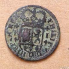 Monedas medievales: MONEDA MEDUEVAL FELIPE V ESPAÑA. Lote 205722955