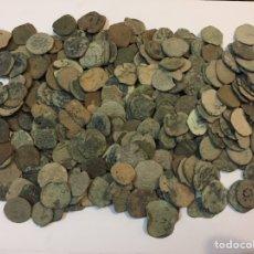 Monedas medievales: LOTE DE MONEDAS MEDIEVALES. Lote 209633290