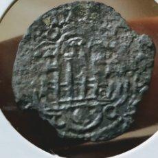 Monedas medievales: DINERO DE VELLÓN ALFONSO X EL SABIO,1277-1284. Lote 210137878