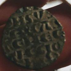 Monedas medievales: ALFONSO X EL SABIO, DINERO 6 LINEAS. Lote 210148213