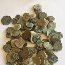 Monedas medievales: LOTE DE MONEDAS MEDIEVALES. Lote 210284743