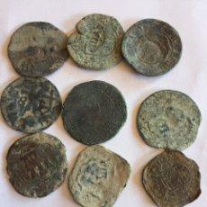 Monedas medievales: LOTE MONEDAS MEDIEVALES. Lote 210302191