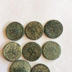 Monedas medievales: LOTE MONEDAS MEDIEVALES. Lote 210302430
