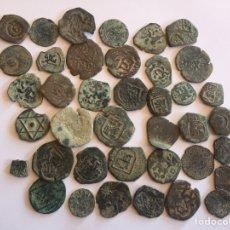 Monedas medievales: LOTE MONEDAS MEDIEVALES. Lote 210310570