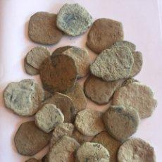 Monedas medievales: LOTE MONEDAS MEDIEVALES. Lote 210311143