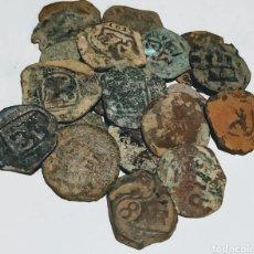 Moedas medievais: L8, 20 PRECIOSOS RESELLOS. Lote 210524961
