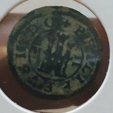 Monedas medievales: FELIPE III DE 1605, 2 MARAVEDIS. Lote 211506449