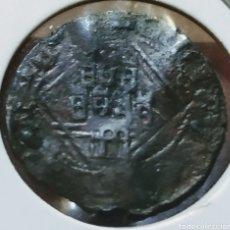 Monedas medievales: ENRIQUE IV BLANCA DEL ROMBO DE SEGOVIA SOBRE 1454-1474 PRECIOSA. Lote 211508207