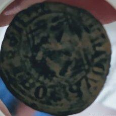 Monedas medievales: ALFONSO X EL SABIO, VELLÓN A DATAR CREO DE CASTILLA. Lote 211529479