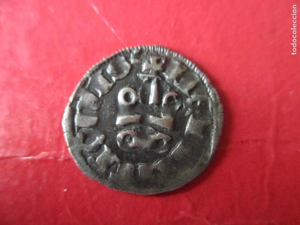 MONEDA MEDIEVAL DE LOS CRUZADOS. DINERO TORNÉS DEL DUCADO DE ATENAS (Numismática - Hispania Antigua- Medievales - Otros)