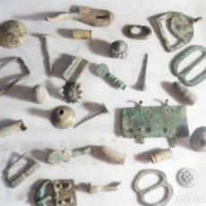 Monedas medievales: INTERESANTE LOTE DE 28 PIEZAS MEDIEVALES A LIMPIAR Y CATALOGAR MUY BONITO!!!!!!. Lote 211762535