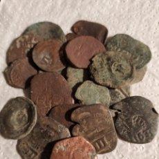 Monete medievali: LOTE DE 20 MONEDAS MEDIEVALES,L18. Lote 213359021