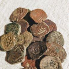 Monete medievali: LOTE DE 20 MONEDAS MEDIEVALES,L20. Lote 213359405