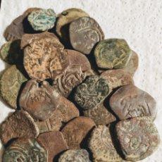 Monete medievali: LOTE DE 30 MONEDAS MEDIEVALES,L21. Lote 213359577
