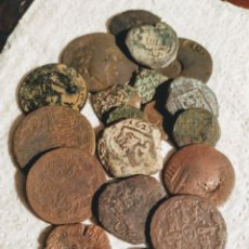 Monete medievali: LOTE DE 20 MONEDAS MEDIEVALES,L22. Lote 213359887