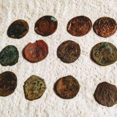 Monete medievali: LOTE DE 8 MONEDAS MEDIEVALES,L25. Lote 213360675