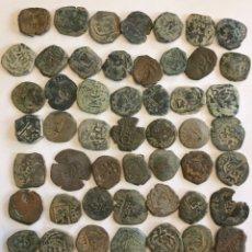 Monete medievali: LOTE MONEDAS MEDIEVALES. Lote 213514085
