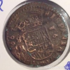 Monedas medievales: MONEDA 16 MARAVEDIES.1662.. Lote 217708388